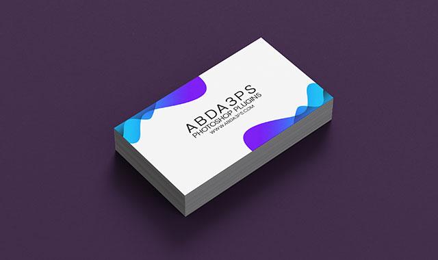 Free Business Card Mockup Scenes (PSD)