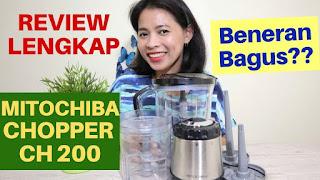 REVIEW CHOPPER MITOCHIBA CH 200