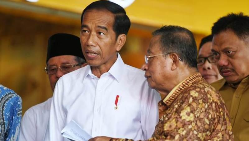 Jokowi dan Darmin Minta Kepala BP Batam 'Rudi' Rampungkan KEK dalam Satu Bulan