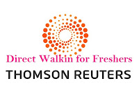 Thomson-Reuters-bangalore-walkin-freshers