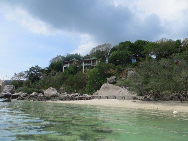 один из пляжей острова Тао