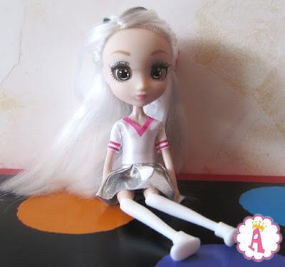 Кукла Мики из коллекции игрушек Шиба милашки Шибаджуку Герлз