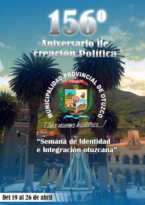 Municipalidad realizará rendición de cuentas en aniversario de Otuzco