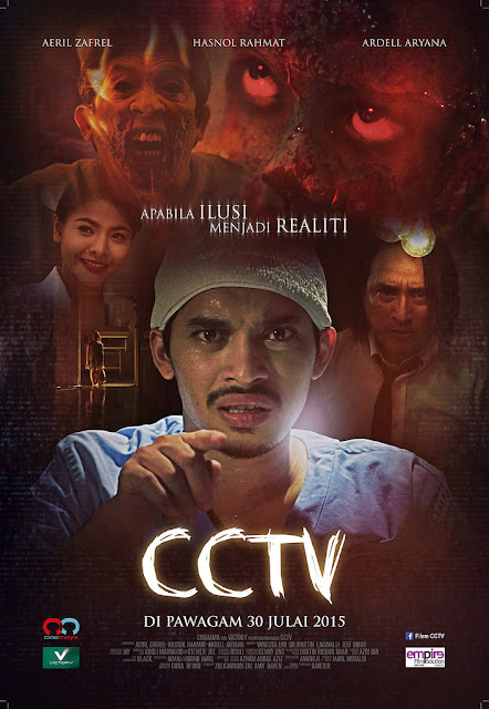 Tonton Online Filem CCTV Full Movie 2015
