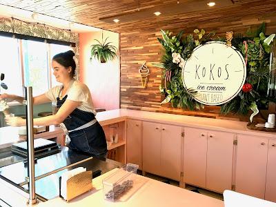 Koko's Plant-Based Ice Cream!