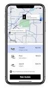 Uber quiere gestionar el transporte público integrando buses y metro