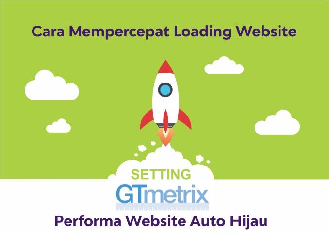 Cara Mempercepat Loading Website Dengan Mudah