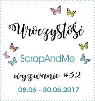 https://blogscrapandme.blogspot.com/2017/06/wyzwanie-32-uroczystosc.html