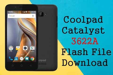 Coolpad Catalyst 3622A Stock Firmware Flash File Download