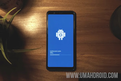 Download Android 10 Samsung Galaxy A8 Star