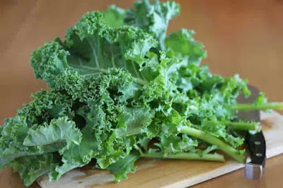 Kale during pregnancy benefits