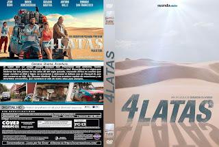4 LATAS 2019 [COVER – DVD]