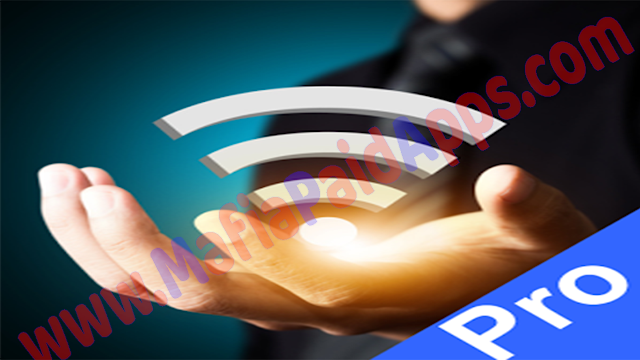 WiFi Analyzer Pro v2.0.9 Apk for Android | MafiaPaidApps.com