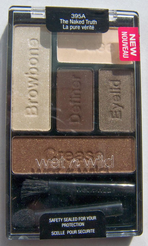 Eating Lipstick: New Wet n Wild Coloricon 5 Pan Eyeshadow