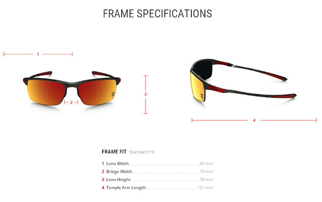 Oakley Carbon Blade Ferrari Collection