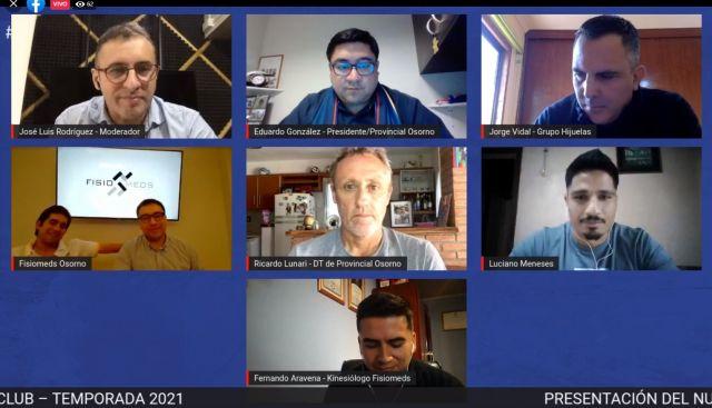 Conferencia de prensa virtual