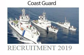 INDIAN COAST GUARD RECRUITMENT 2019,indian coast guard recruitment 2018,indian coast guard recruitment 2019-2020, indian coast guard admit card, join indian coast guard apply online,indian coast guard application form download