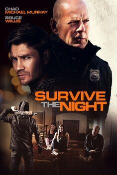 Sobreviver à Noite Torrent – WEB-DL 720p/1080p Dual Áudio