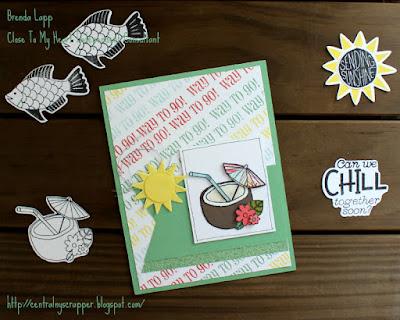 Lapp Paper Piecing Blog Hop card 2.0