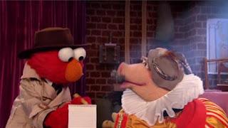 Elmo the Musical Detective the Musical, Sesame Street Episode 4403 The Flower Show season 44