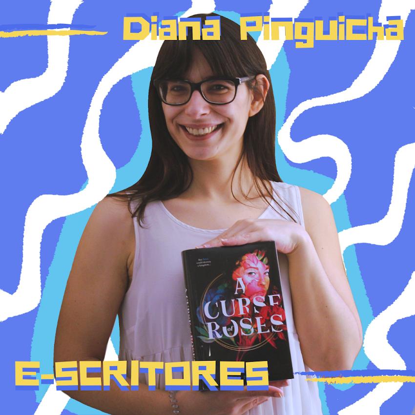 """Diana Pinguicha: """"Há mais hipótese de sermos publicados a escrevermos numa segunda língua, num país que não é o nosso, do que cá"""""""