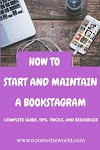 How to Start and Maintain a Bookstagram: Unleash Your Inner Book Worm