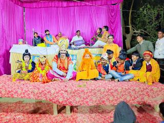 सात दिवसीय श्रीमद् भागवत गीता कथा का हुआ समापन | #NayaSaberaNetwork