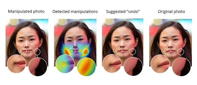 Adobe ใช้ AI ในการตรวจจับภาพ รีทัช