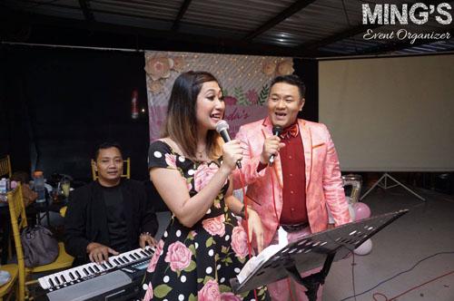 Mc Ming Ming - Mc Pati - Ultah Adinda Dua Ikan Resto Pati 2018