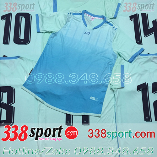 In áo bóng đá tại Quảng Ninh