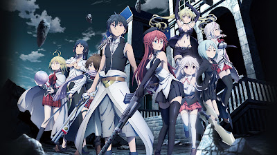 10 Anime Harem Terbaik