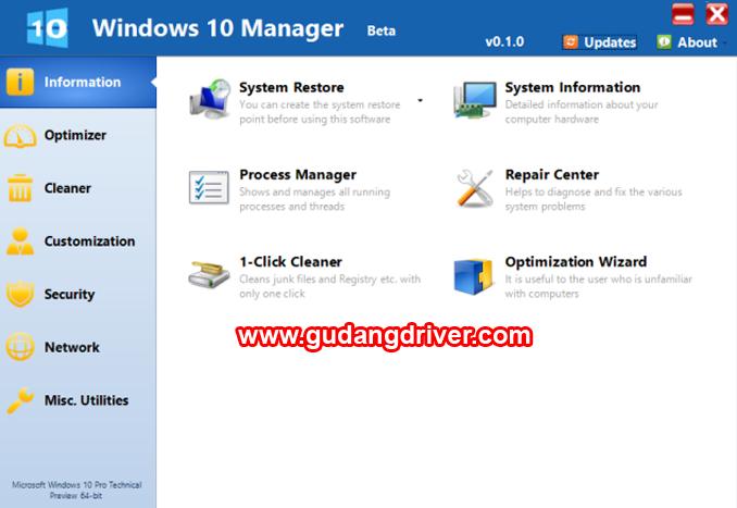 Yamicsoft Windows 10 Manager Windows 8 Manager Yamicsoft acctivate biz