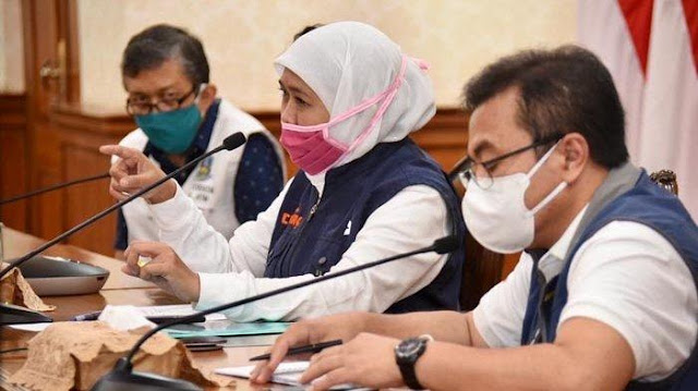 Jelang PSBB di Surabaya, Warga Bisa Beli Sembako Murah Online dan Ongkir Gratis di Lumbung Pangan