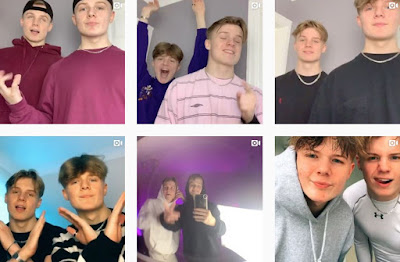 TheSharpTwins (Tiktok) Lewis Sharpy & James Sharpy - Wiki, Age, Bio, Instagram, Youtube, Family, Height