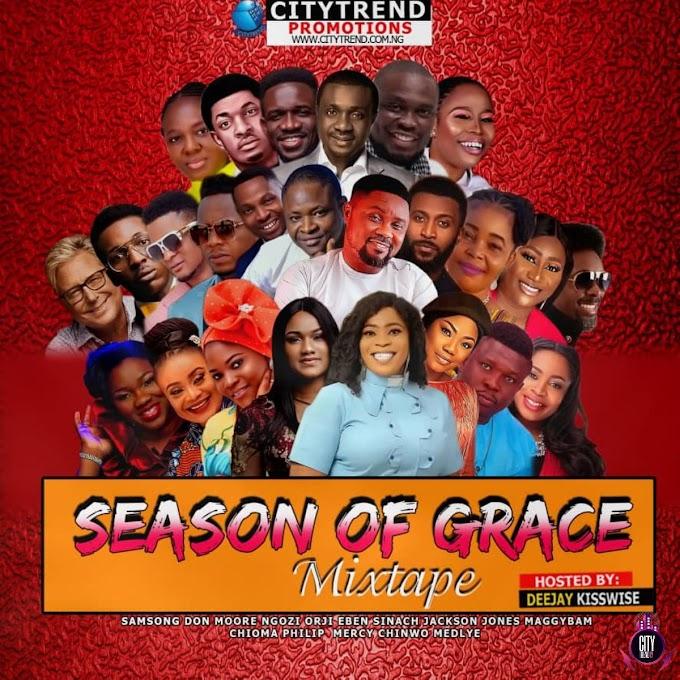 DJ Kisswise – Season Of Grace Mix