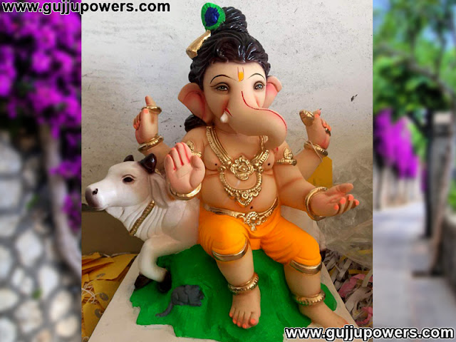 ganpati status for facebook in hindi