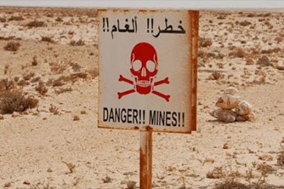International Mine Awareness Day: April 4