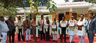 नव वर्ष पर दूसरी बार किया गया सफल पुरातन छात्रों का सम्मान | #NayaSaberaNetwork