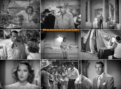 Capturas: El vaquero y la dama / The Cowboy and the Lady
