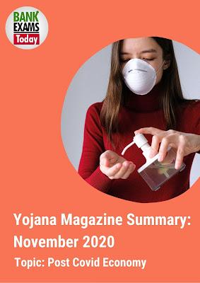 Yojana Magazine Summary: November 2020