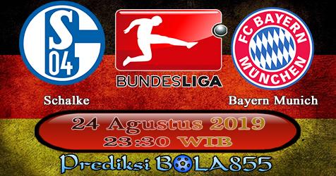 Prediksi Bola855 Schalke vs Bayern Munich 24 Agustus 2019