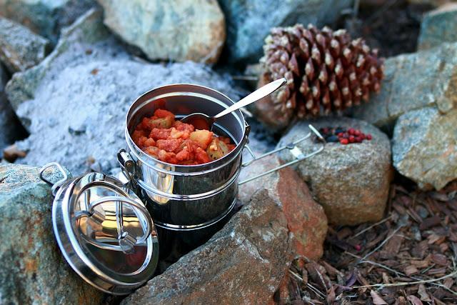 makanan yang sebaiknya dibawa saat mendaki gunung