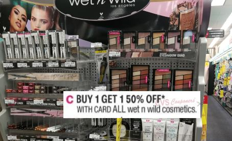free wet n wild cvs couponers