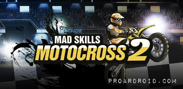 Mad Skills Motocross 2 مهكرة