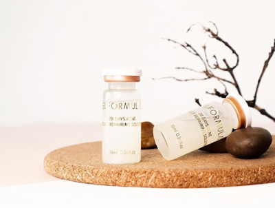 Review Elformula 28 Days Acne Relief Repairing Solution