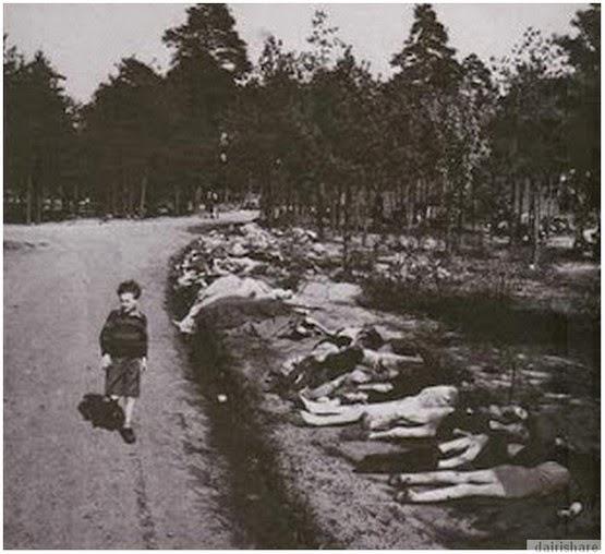 Gambar Keadaan Ketika Tercetusnya Perang Dunia Kedua