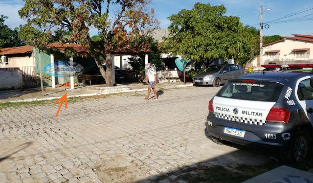 Homem de 46 anos é encontrado morto em calçada na cidade de Paraú, RN
