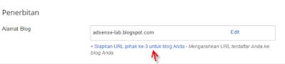 cara custom domain blogspot menjadi domain com pribadi