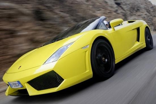 Lamborghini Gallardo LP550-2 Coupe