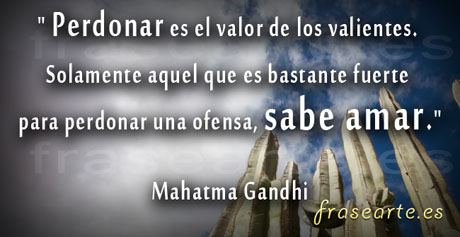 Frases de amor Mahatma Gandhi